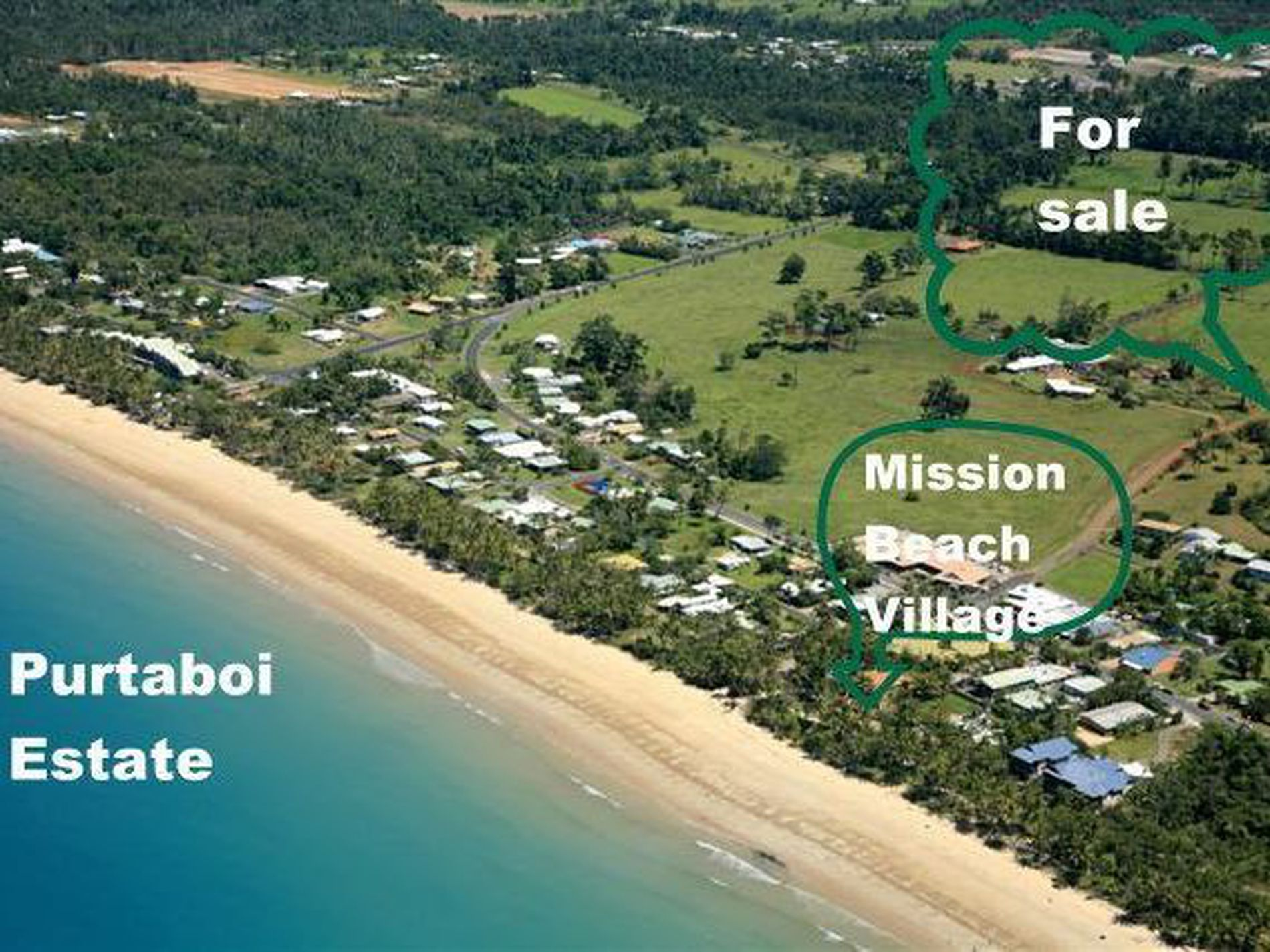 Lot 61, 61 Seagull Close, Mission Beach