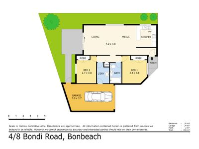 4 / 8 Bondi Road, Bonbeach