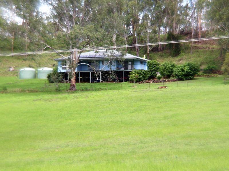 815 Old Dyraaba Road, Woodview