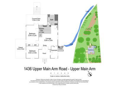 1436 Main Arm Rd, Upper Main Arm