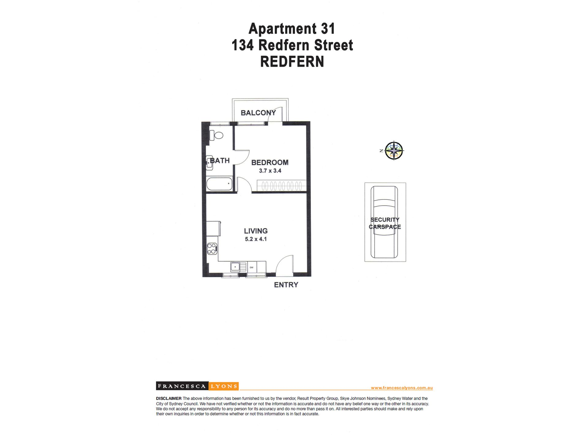 31 / 134-138 Redfern Street, Redfern