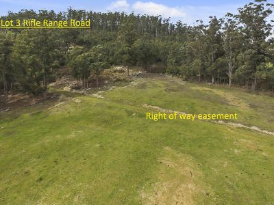 Lot 3 Rifle Range Road, Cygnet