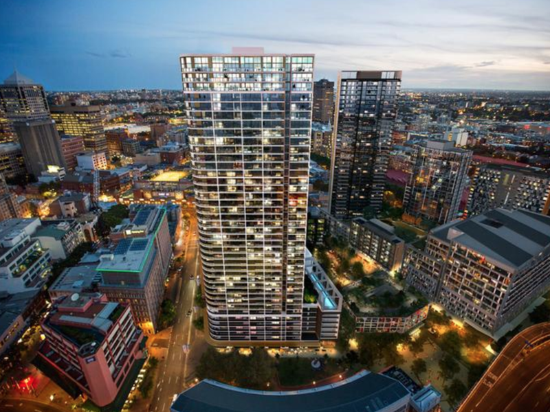 SOLD OUT Darling Square by Lendlease