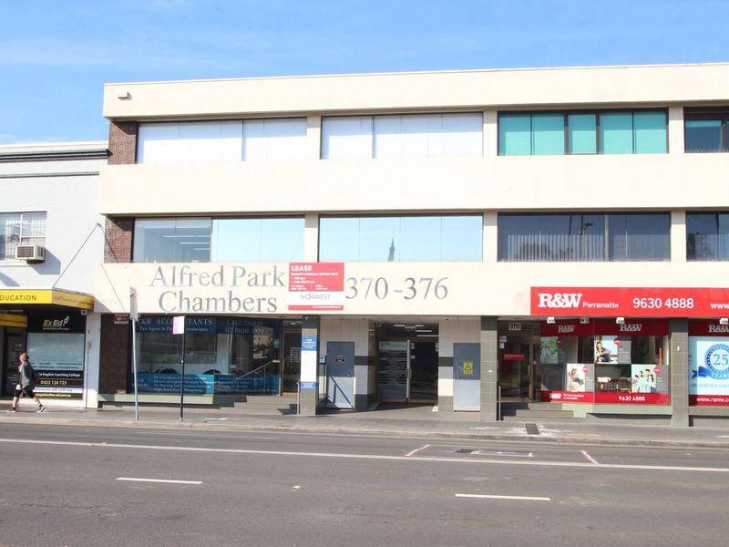 Suite 4A / 370-376 Church St, Parramatta