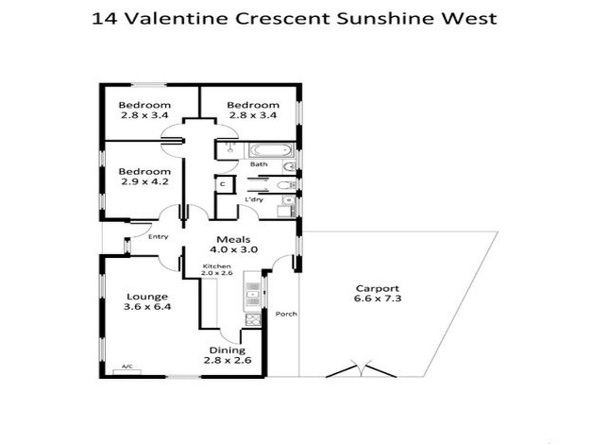 14 Valentine Crescent, Sunshine West