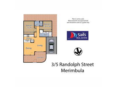 3 / 5 Randolph Street, Merimbula