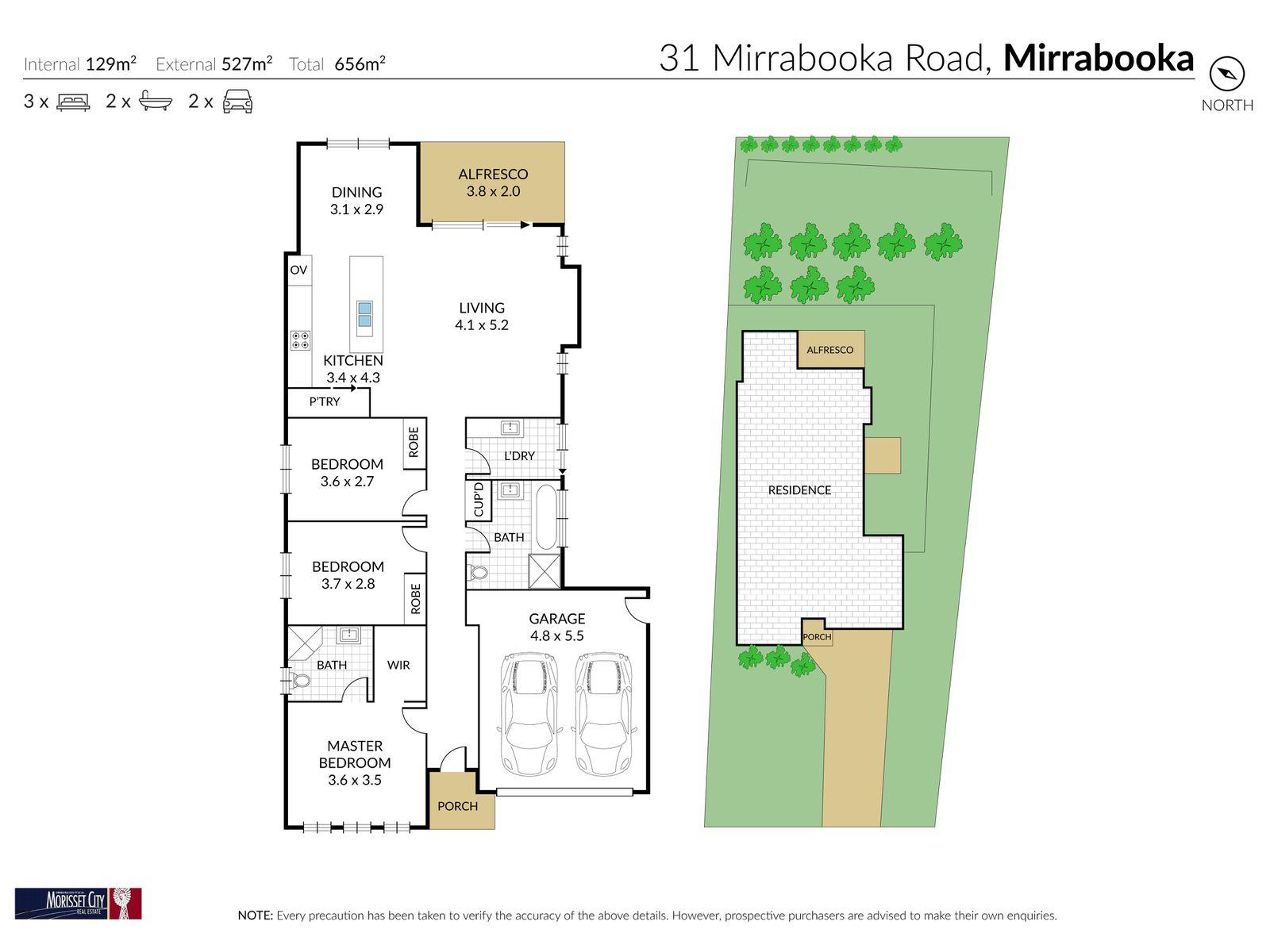 31 Mirrabooka Road, Mirrabooka