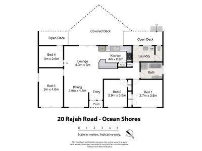 20 Rajah Road, Ocean Shores