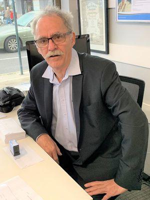 Steve Harrigan