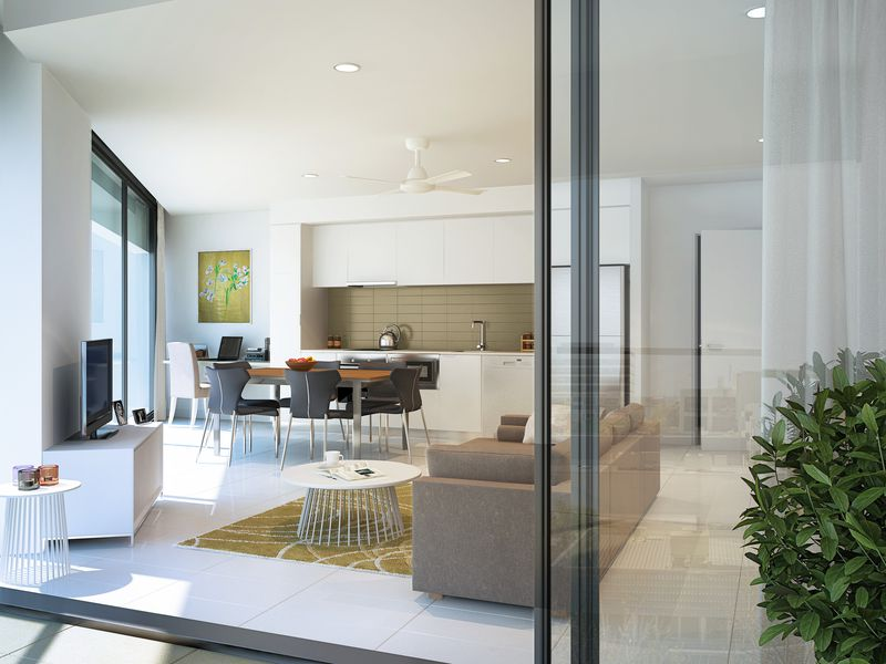 1705 / 348 Water Street, Fortitude Valley