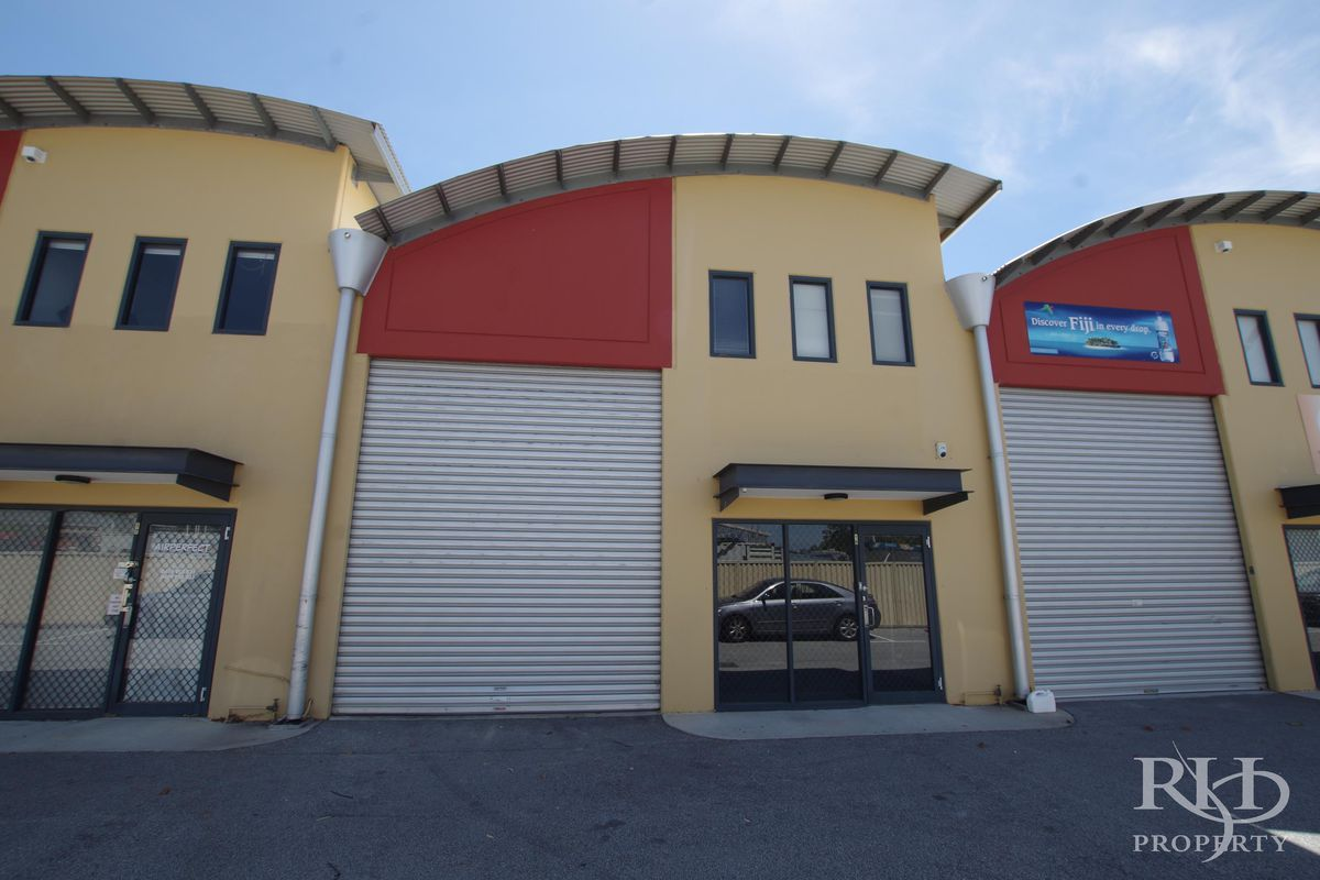 Quality 143m² Office / Warehouse in Sought After Complex