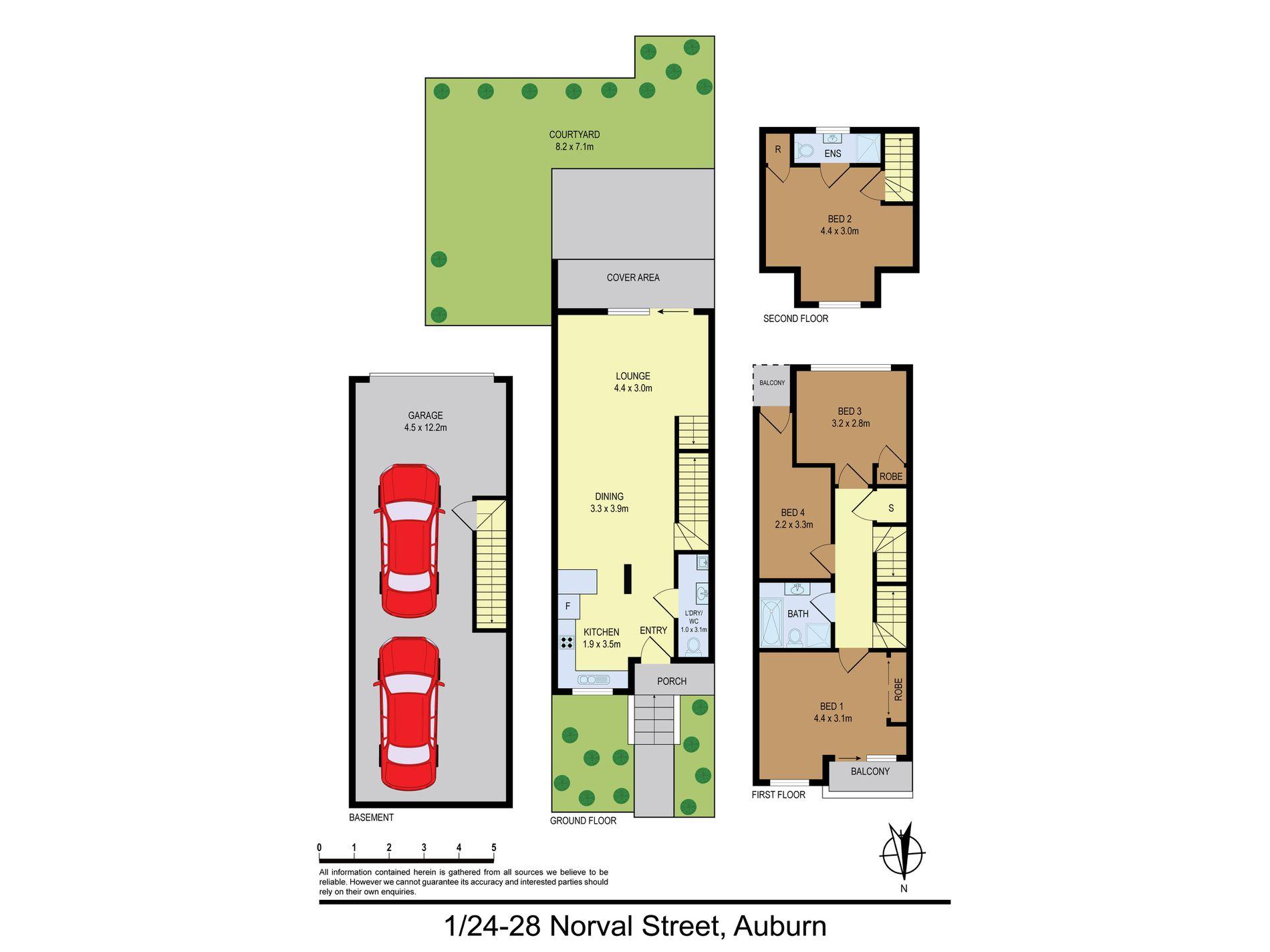 1 / 24-28 Norval Street, Auburn
