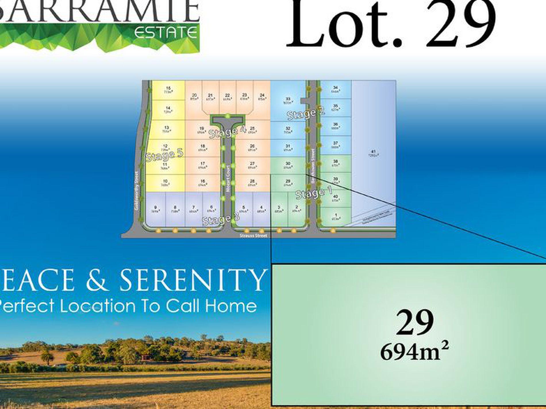Lot 29, Goldsworthy Street, Springdale Heights