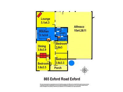865 Exford Road, Exford