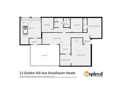22 Golden Hill Avenue, Shoalhaven Heads