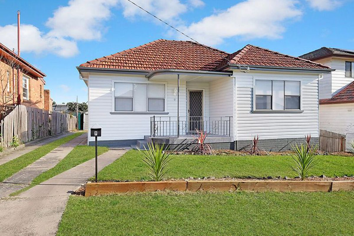 Renovated three bedroom home