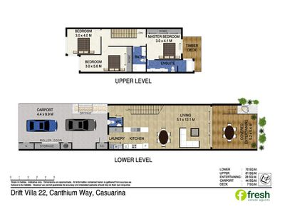22 / 2-8 Canthium Way, Casuarina