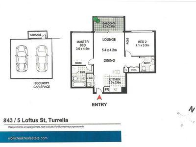 843 / 5 Loftus Street, Turrella