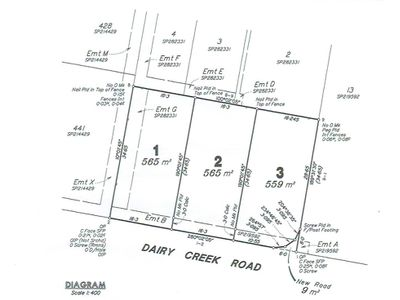 Lot 3, 298 Dairy Creek Road, Waterford