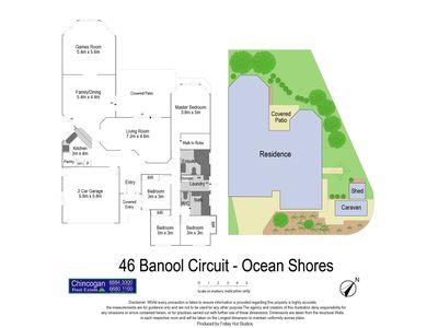 46 Banool Circuit, Ocean Shores