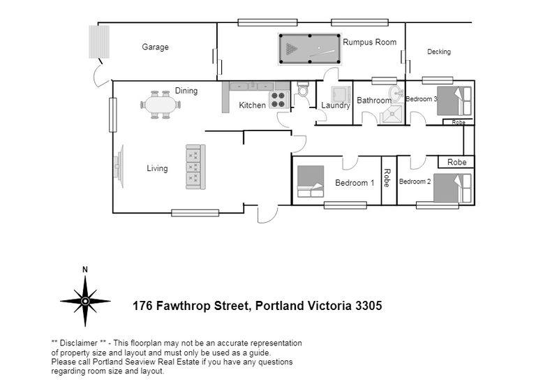 176 Fawthrop Street, Portland