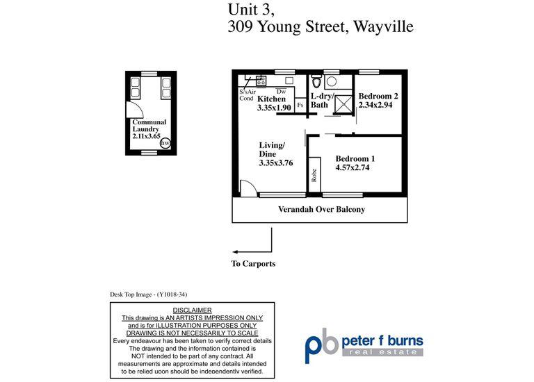3 / 309 Young Street, Wayville